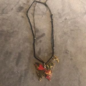 Costume jewelry. Betsey Johnson.